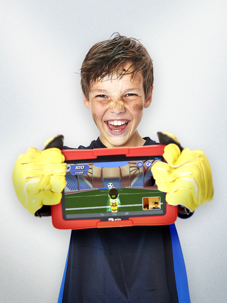 PR campaign for children's tablet focuses on media and blogger outreach